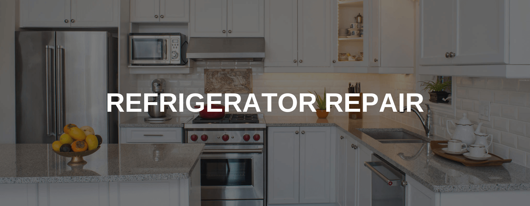 refrigerator repair east orange